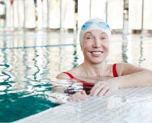 zwemmen gezond rug-care fysiotherapie Helmond